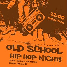 Вечірка Old school hip-hop nights